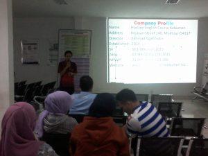 Kursus bahasa inggris private